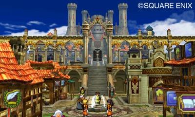 3DS版デルカダール