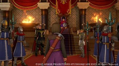 PS4版グレイグとホメロス